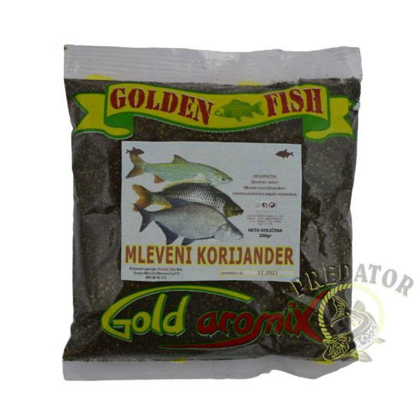 golden_fish_mleveni_korijander