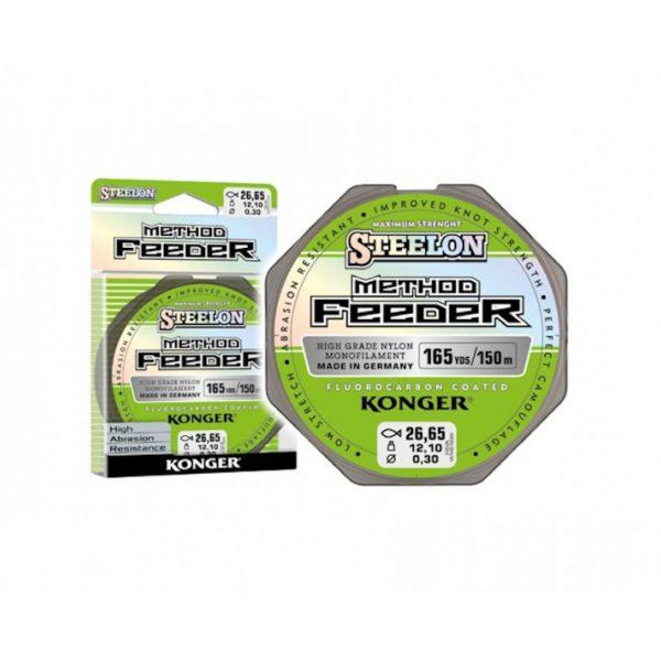 KONGER STEELON METHOD FEEDER 150m