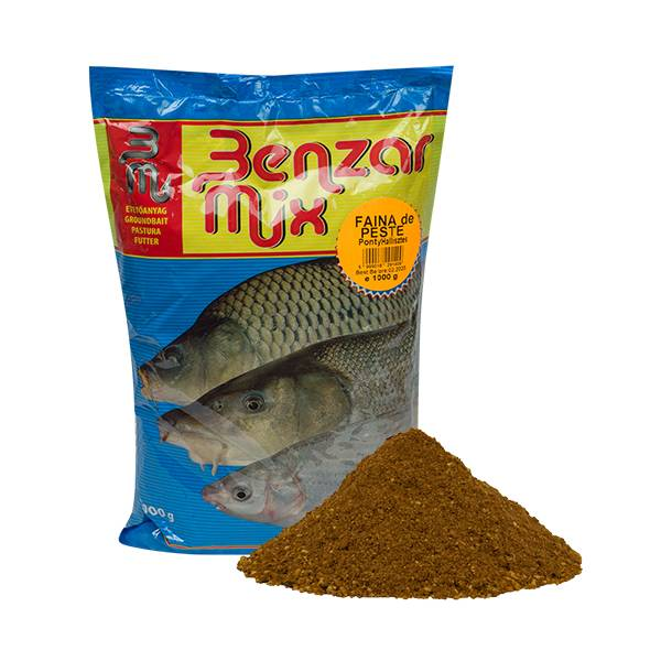 BENZAR MIX PRASKASTA PRIMAMA 1kg