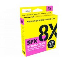 SUFIX SFX 8x LO VIS GREEN 135m